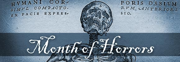 Month of Horrors