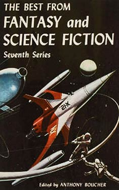 The Best from Fantasy and Science Fiction, Seventh Series