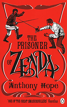 The Prisoner of Zenda:  Being the History of Three Months