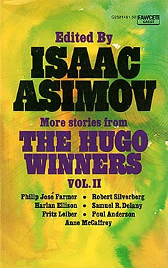 More Stories From the Hugo Winners, Volume 2:  (1968-70)