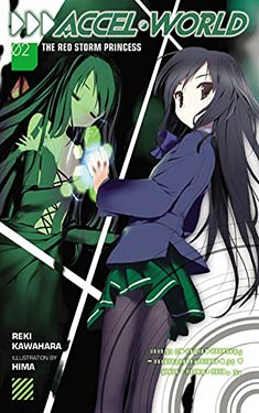 Accel World 2: The Red Storm Princess
