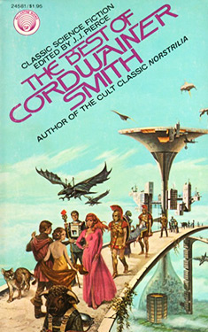 The Best of Cordwainer Smith