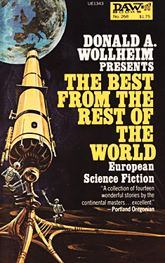 The Best from the Rest of the World:  European Science Fiction