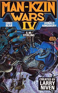 Man-Kzin Wars IV