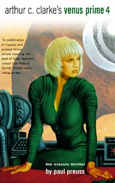 Arthur C. Clarke's Venus Prime 4:  The Medusa Encounter