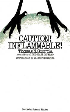 Caution! Inflammable!