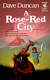 A Rose-Red City