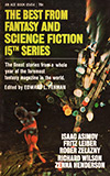 The Best from Fantasy and Science Fiction: 15th Series
