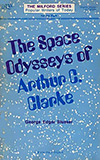 The Space Odysseys of Arthur C. Clarke