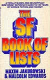 The SF Book of Lists
