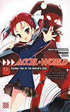 Accel World 13: Signal Fire at the Water's Edge