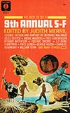The 9th Annual of the Year's Best SF