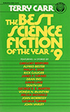 The Best Science Fiction of the Year #9