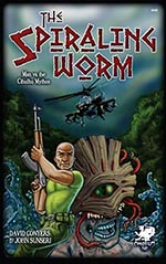 The Spiraling Worm: Man vs. the Cthulhu Mythos