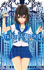 Strike the Blood, Vol. 4: Labyrinth of the Blue Witch