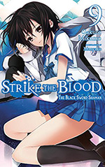 Strike the Blood, Vol. 9: The Black Sword Shaman