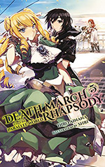 Death March to the Parallel World Rhapsody, Vol. 5