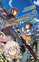 Death March to the Parallel World Rhapsody, Vol. 7