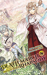 Death March to the Parallel World Rhapsody, Vol. 8