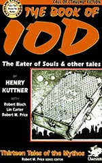 The Book of Iod: The Eater of Souls & Other Tales