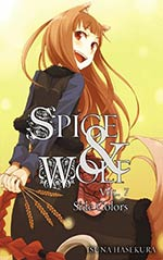 Spice and Wolf 7: Side Colors