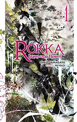 Rokka: Braves of the Six Flowers, Vol. 1