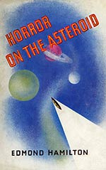 Horror on the Asteroid and Other Tales of Planetary Horror