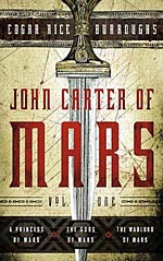 John Carter of Mars: Volume One