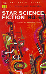 Star Science Fiction No. 6