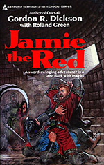 Jamie the Red