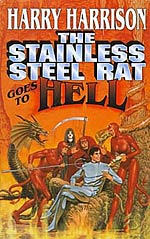 The Stainless Steel Rat Goes to Hell