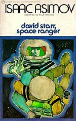 David Starr, Space Ranger