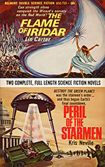 The Flame of Iridar / Peril of the Starmen