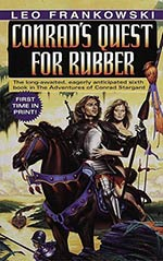 Conrad's Quest for Rubber