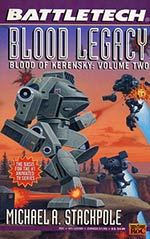 Blood Legacy: Blood of Kerensy Vol II