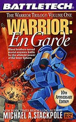 Warrior: En Garde: The Warrior Trilogy Vol. I