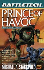 Prince of Havoc: Twilight of the Clans Vol. VII