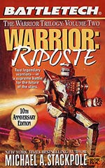 Warrior: Riposte: The Warrior Trilogy Vol. II