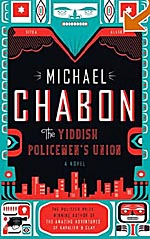 The Yiddish Policemen's Union--Don't think SF