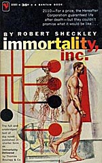 Immortality, Inc.