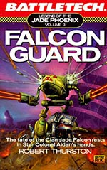 Falcon Guard: The Legend of the Jade Phoenix Vol III