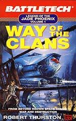 Way of the Clans: The Legend of the Jade Phoenix Vol I
