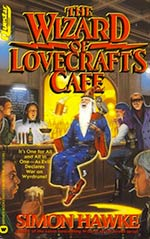 The Wizard of Lovecraft's Cafe