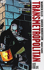 Transmetropolitan, Vol. 2: Lust For Life