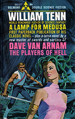 A Lamp for Medusa / The Players of Hell