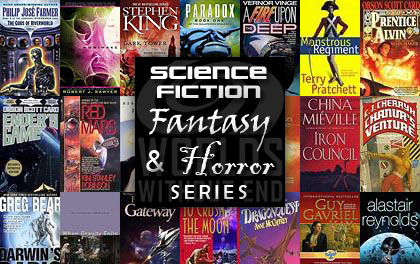 Worlds Without End: Science Fiction, Fantasy & Horror Books