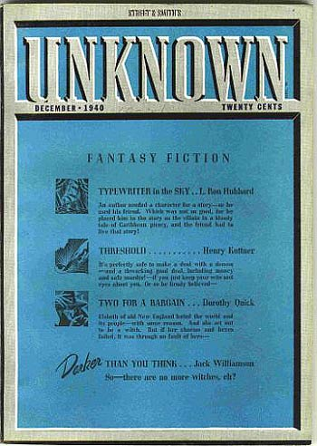 Unknown Magazine