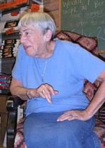 Grand Master Ursula K. Le Guin