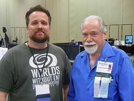 Robert Silverberg and Me