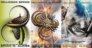 The Helliconia Trilofy byr Brian Aldiss